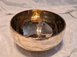 Blank klangskål 15,5cm