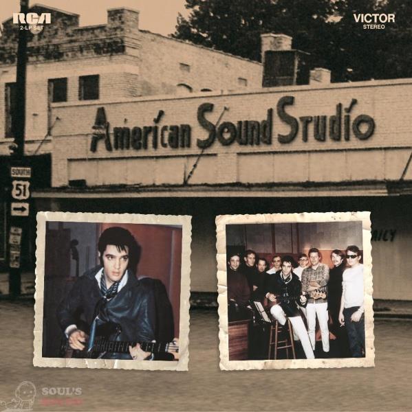 ELVIS PRESLEY-American Sound 1969(RSD2019)