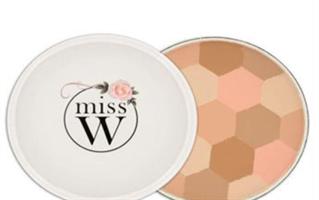 miss W Illuminating Powder - Ljus