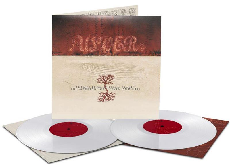 ULVER-THEMES FROM WILLIAM BLAKES MARRIAGE...(LTD)