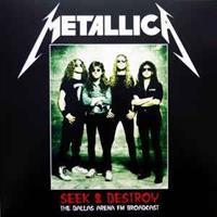Metallica – Seek & Destroy - The Dallas Arena