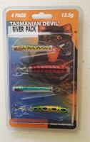 Tasmanian Devil sluksett River Pack 13.5g 4pk