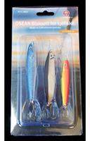 Osean Sluksett for sjøfiske 3pk