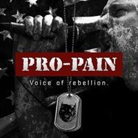 PRO-PAIN-Voice of Rebellion(LTD)