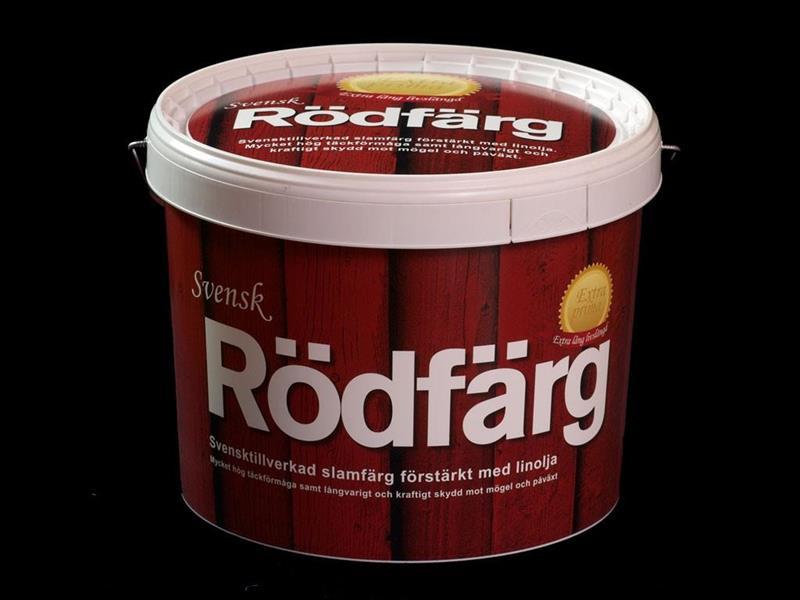 SVENSK RÖDFÄRG EXTRA PRIMA 10 LIT