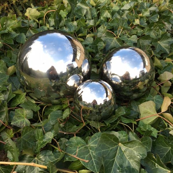 Silverklot 3 st i ett set