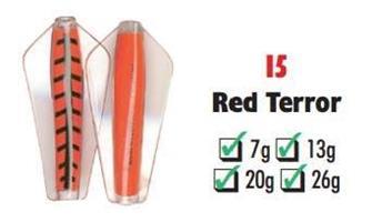 Tasmanian Devil Red Terror #15 26 gram
