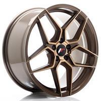 JR Wheels JR34 20x9 ET20-40 5H BLANK Platinum Bron