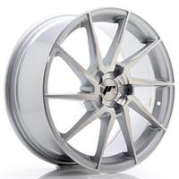 JR Wheels JR36 20x10,5 ET10-35 5H BLANK Silver Bru