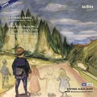 Edvard Grieg-Complete Symphonic Works • Vol. 2