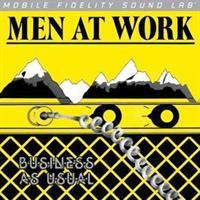 Men At Work-Busines As Usual(MOFI)