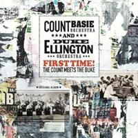 Ellington and Basie-First Time! the Count Meets th