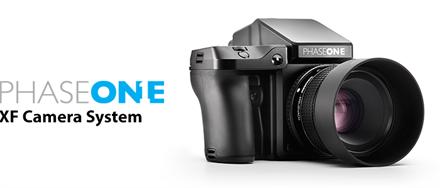 Digital Back Upgrade to XF Camera System