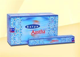 Aastha  Satya rökelse