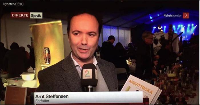 Omtale på TV2-Nyhetene