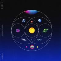 Coldplay-MUSIC OF THE SPHERES(Splatter)