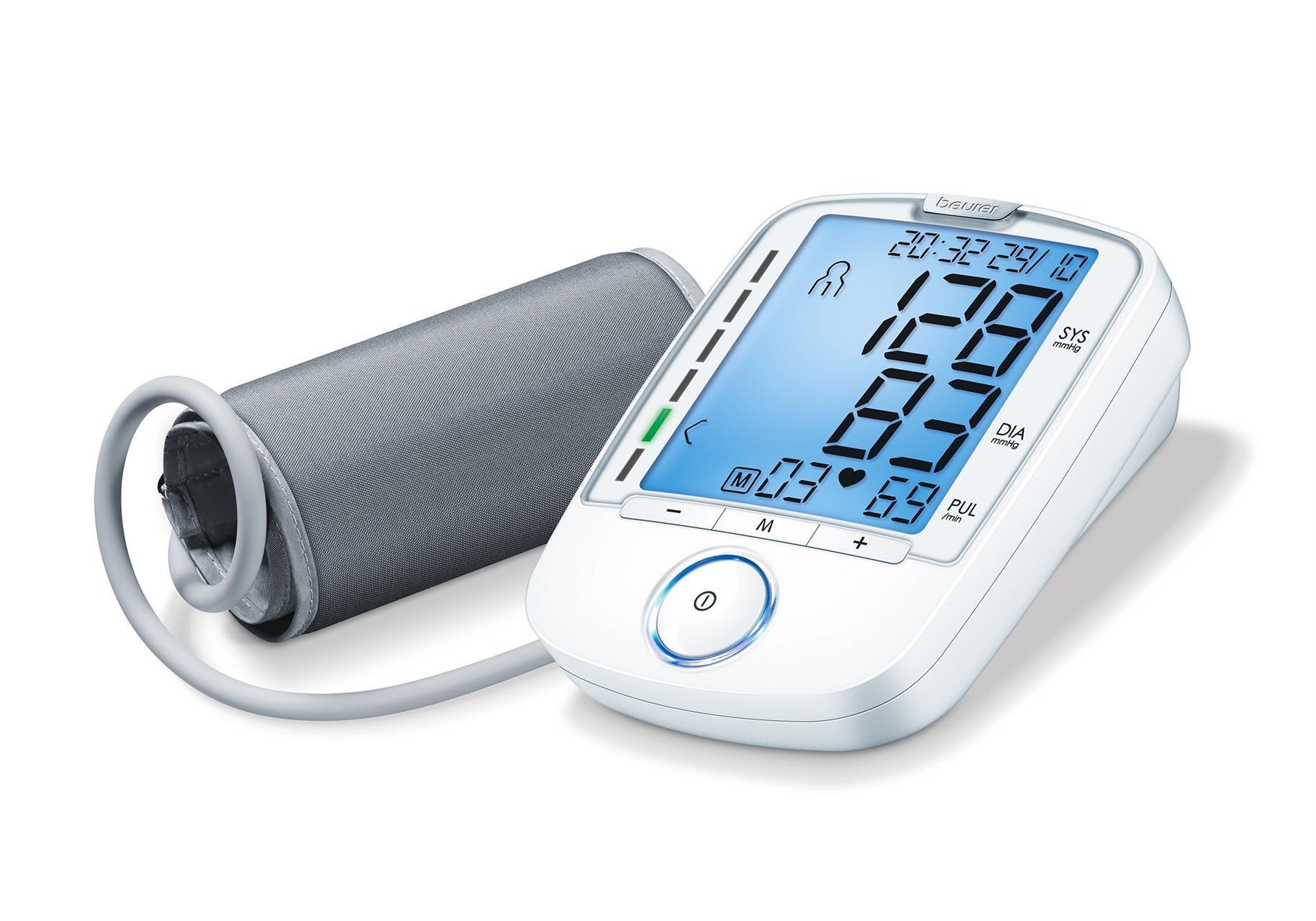 Högt blodtryck helautomatiska blodtrycksmätare