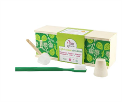Zero Waste Giftpack with Toothbrush