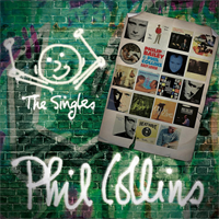 Phil Collins-The Singles