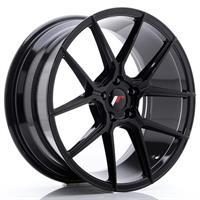 JR Wheels JR30 19x8,5 ET20-42 5H BLANK Glossy Bla