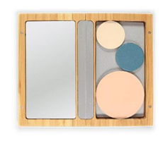 Make-up palett Bambu strl M ( Tom)