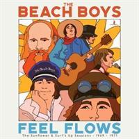 BEACH BOYS Feel Flows: the Sunflower And Surfs Up Sessions 69-71(LTD)