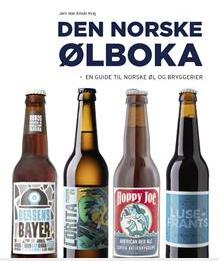 """""""Den norske ølboka"""" på 15. plass på bestselgerlisten"""