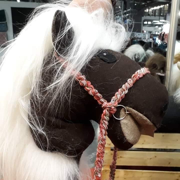 Pysselkit häst med mun och bett