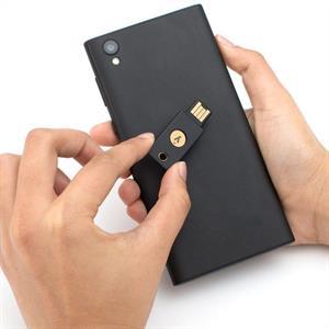 YubiKey 5 NFC
