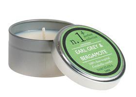 Nr. 1 Earl Grey & Bergamote Cerabella duftlys