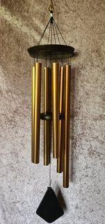Vindspel Bronsfärgat ca 97cm