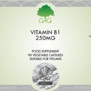 B1 Tiamin 250 mg