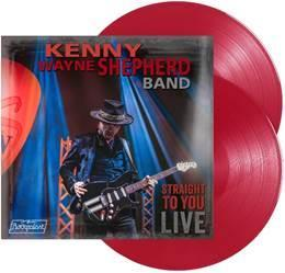 Kenny Wayne Shepherd Band-Straight To You: Live(LTD)