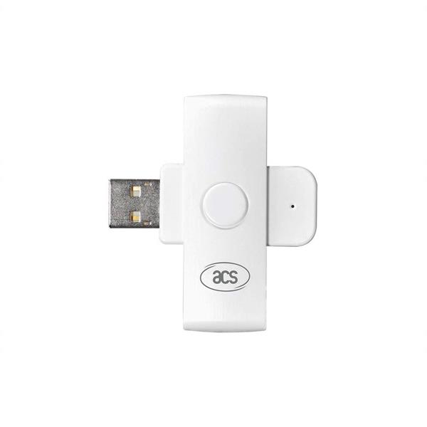 ACS ACR39U-N1 PocketMate II Smart Card Reader (USB-Type-A)