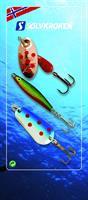 Sluksett Fjellfiske 7g