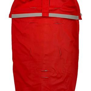 Åkpåse Softshell Racing Red Recycled