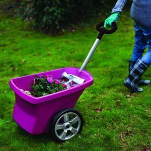 Hagsen trädgårdsvagn 67 liter