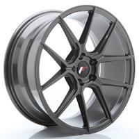 JR Wheels JR30 18x9,5 ET20-40 5H Blank Hyper Gray
