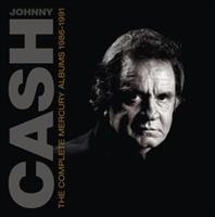 Johnny Cash-Complete Mercury Albums 1986-1991(LTD)