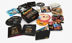 FOCUS-50 Years Anthology 1970-1976(CD Box)