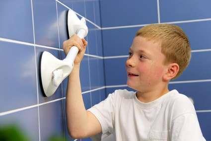 MOBELI Støttehåndtak Barn grepsbredde 310 mm