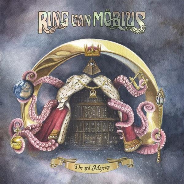 Ring Van Möbius-The 3rd Majesty(LTD)