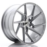 JR Wheels JR33 19x8,5 ET20-48 5H BLANK Silver Mach