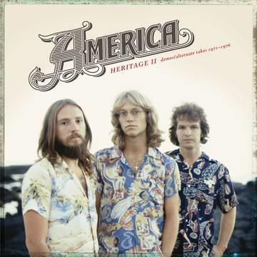 America-Heritage II: Demos(Rsd2020)