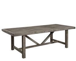 Vintage outdoor matbord