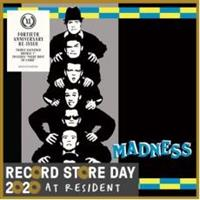 Madness-work, rest & play(Rsd2020)