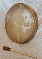 Shamantrumma koskinn  ca 46 cm
