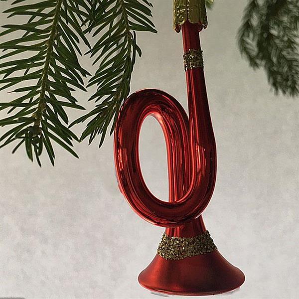 Trompet, rød
