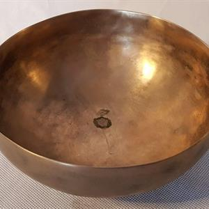 Antic klangskål 16,5 cm