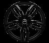 GMP ATOM 20X9.0 Shiny Black